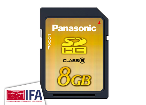 Panasonic 8GB SD